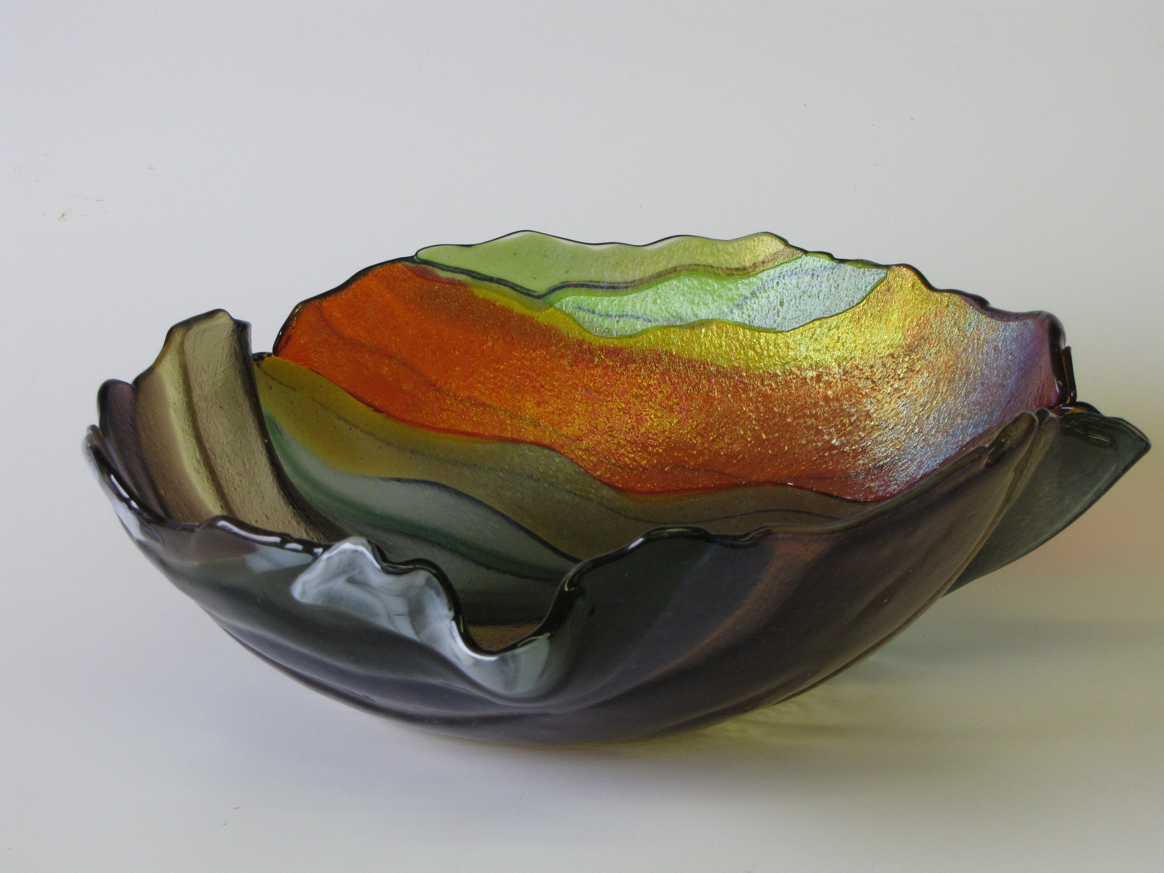 Fused-Glass-Bowl