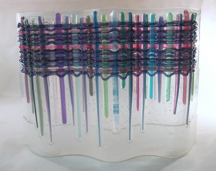 Woven-Glass-Wave-Sculpture