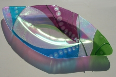 Kiln-Formed-Dichroic-Bowl
