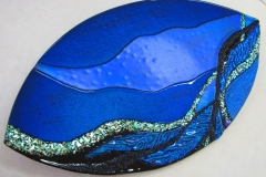 Fused-Dichroic-Glass-Platter